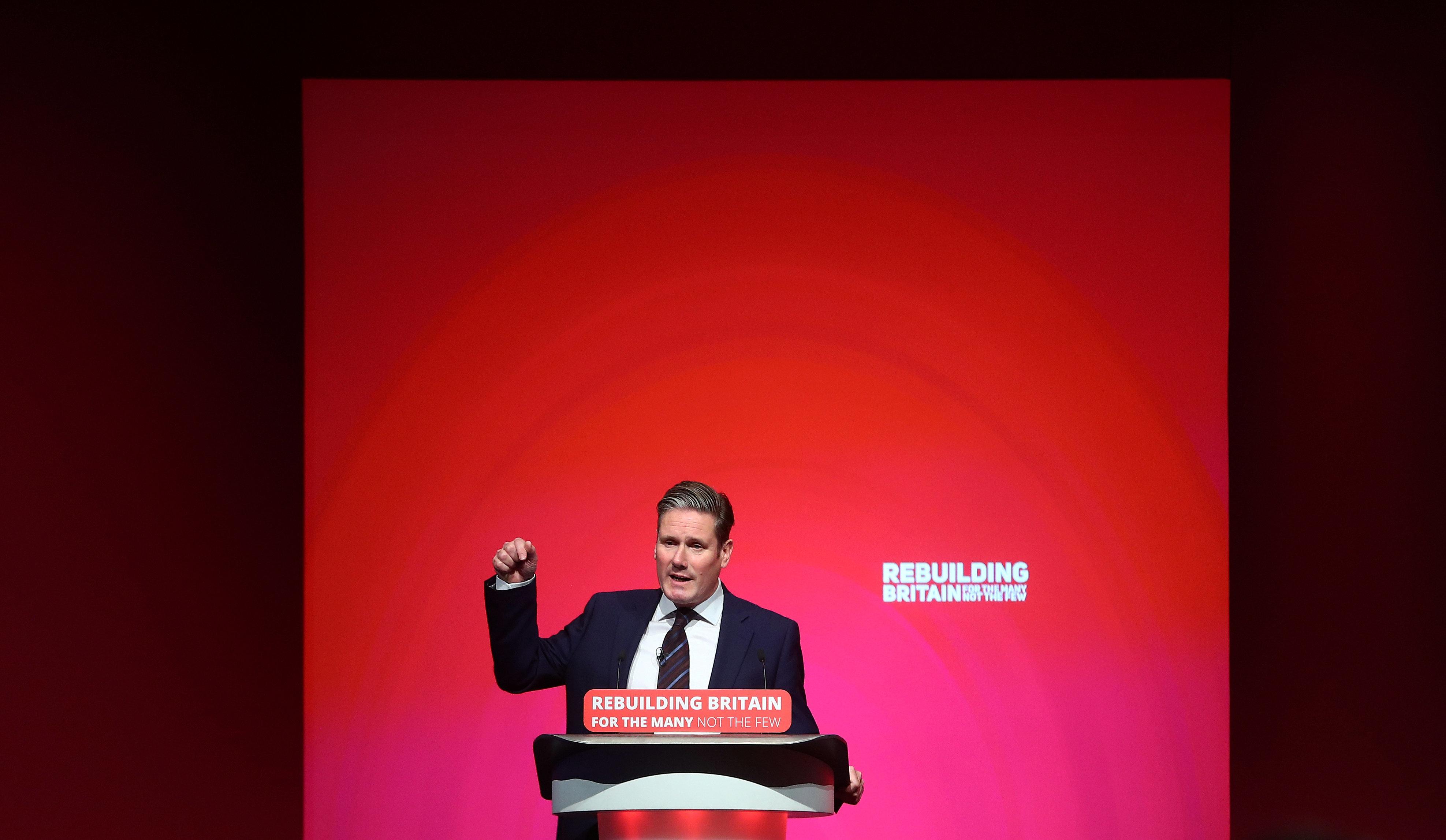 Absage des EU-Austritts? Brexit-Experte macht auf Labour-Parteitag ein folgenschweres