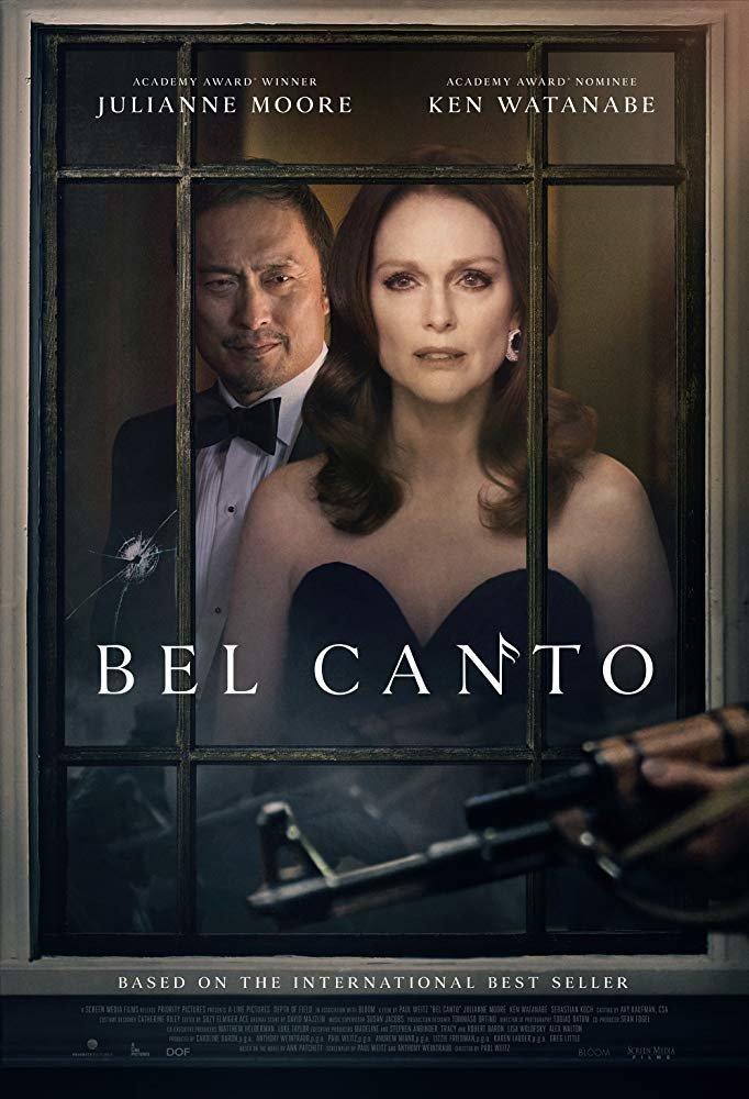 Δέκα νέες ταινίες με «Bel Canto», «Searching» και