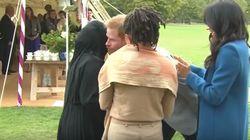 Herzogin Meghan und Prinz Harry sollen Muslima begrüßen – dann wird es
