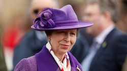 Princess Anne Won't Shake Hands For A Very Royal