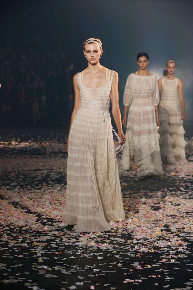 Fashion Week Paris: Christian Dior mène la