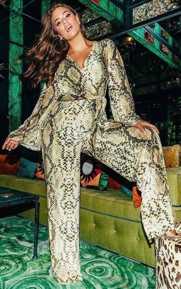 Η νέα σειρά ρούχων της Άσλεϊ Γκράχαμ αποδεικνύει πως η ομορφιά δεν έχει