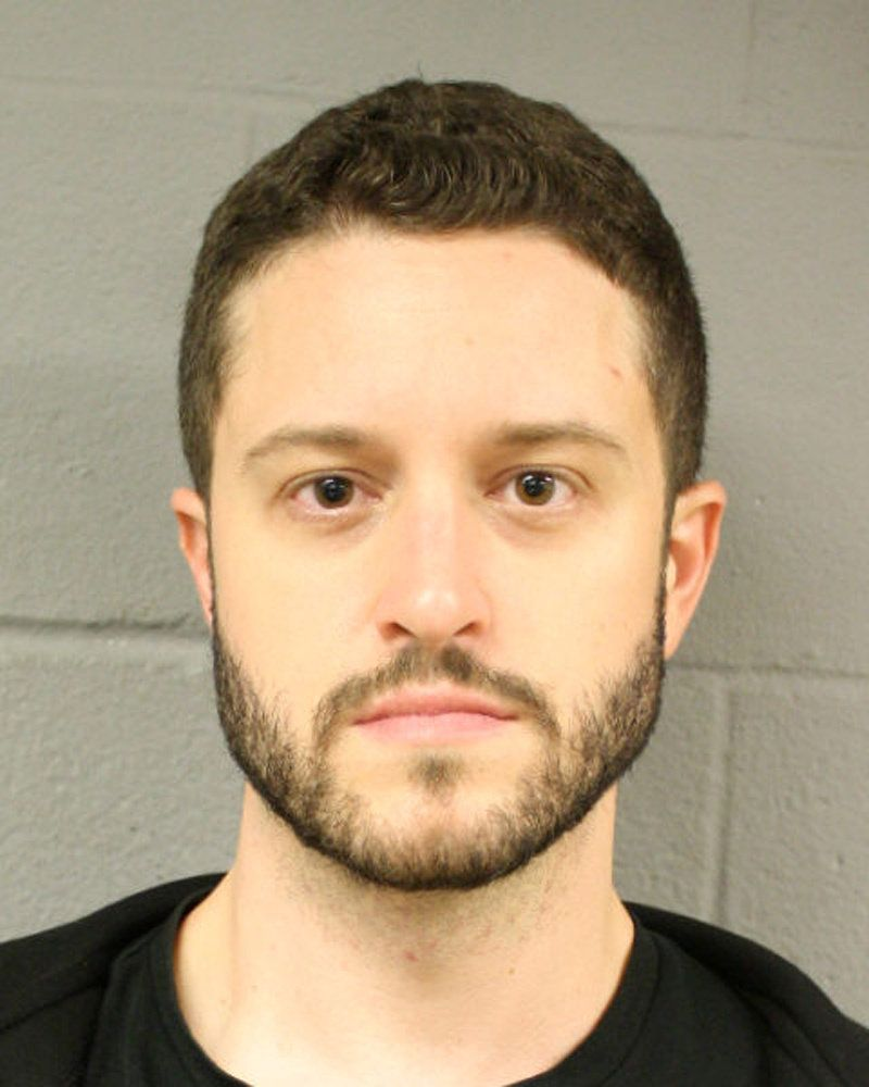 Cody Wilson appears in a booking photo provided by the Harris County Sheriff's Office in Houston, Texas,  September 24, 2018.    Harris County Sheriff's Office/Handout via REUTERS       ATTENTION EDITORS - THIS IMAGE WAS PROVIDED BY A THIRD PARTY.