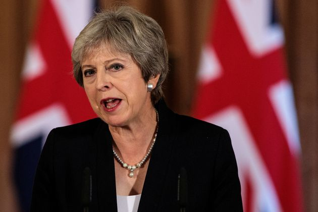 'No Deal' Better Than 'Canada-Style' Brexit Agreement, Says Theresa