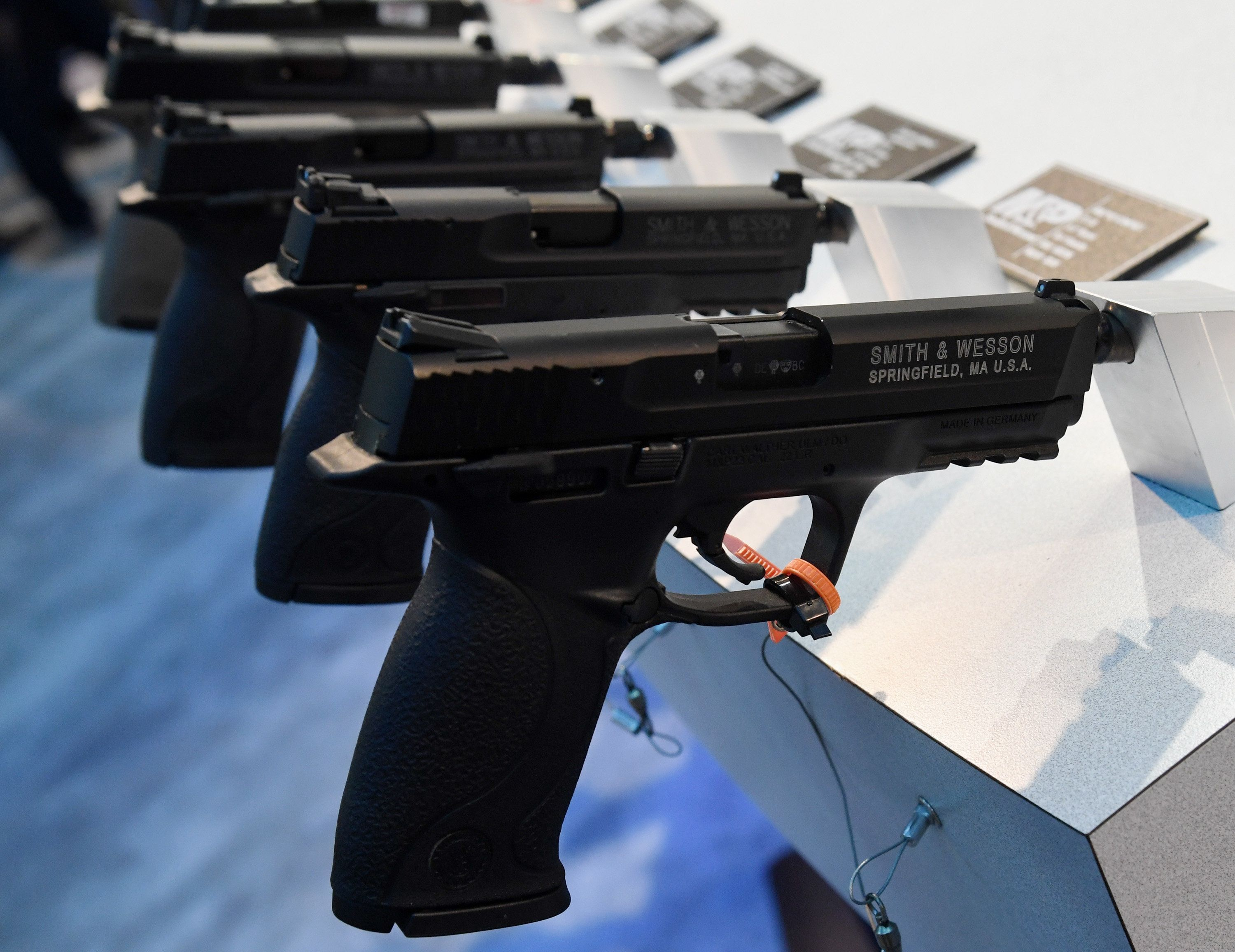Smith Wesson Shareholders Vote In Favor Of Issuing Report On Gun Violence Safety