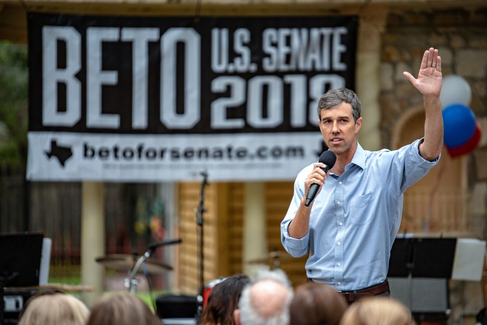 National Democrats aren't sure if they can afford to spend in Texas to support Rep. Beto O'Rourke's run against GOP Sen. Ted