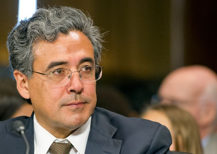 Solicitor General Noel Francisco would be next in line to supervise the Russia investigation.