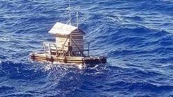 49일 동안 바다를 표류하던 18세 청년이