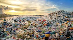 Wie ein Brite aus Plastikmüll Treibstoff machen will