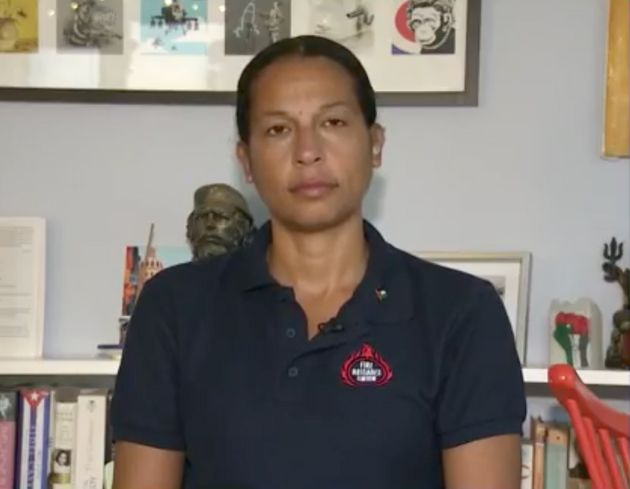 Lucy Masoud of the FBU