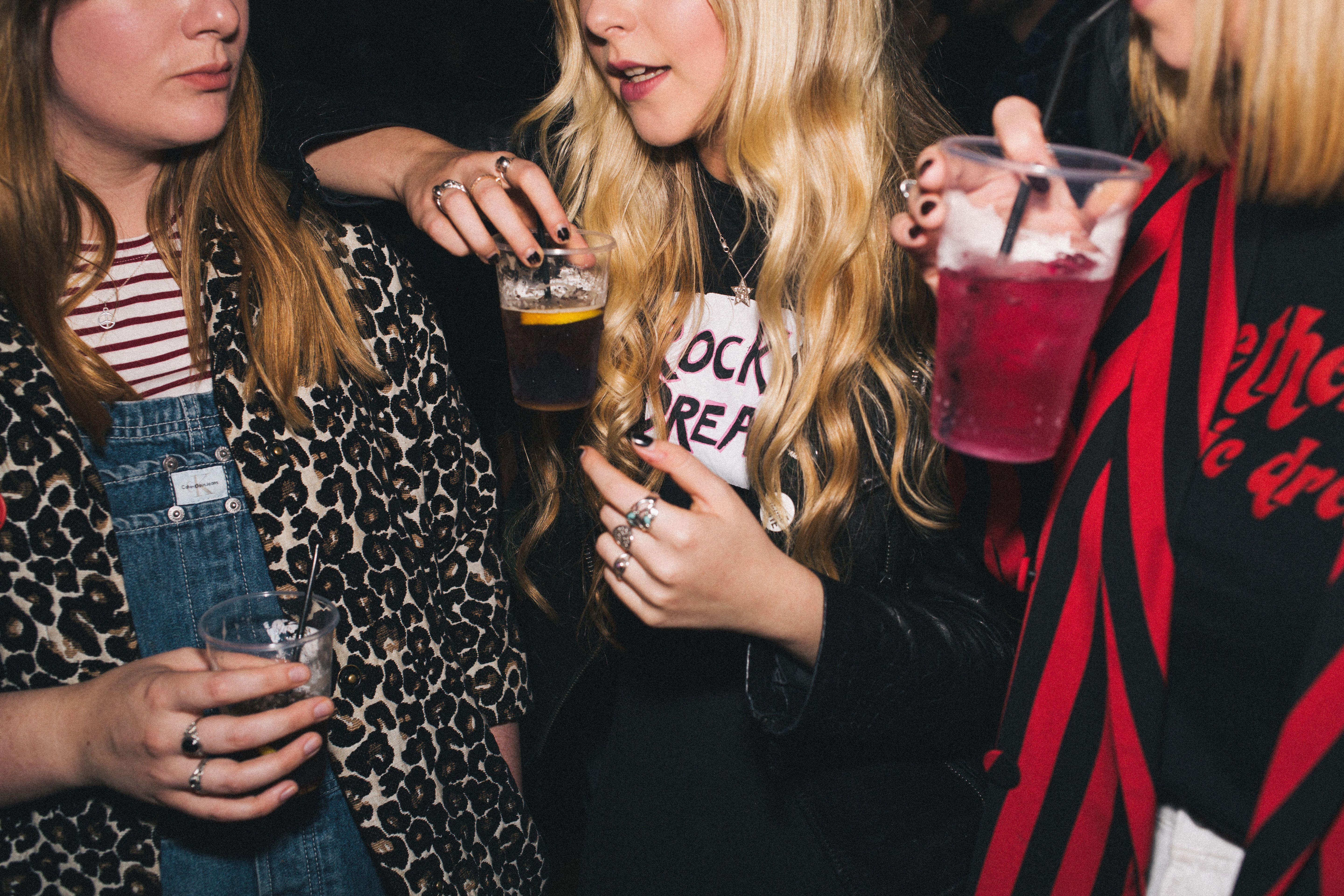 Teenage Drinking In The UK Has Dropped