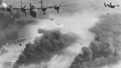 Shockwaves From Second World War Bombing Raids Reached The Edge Of