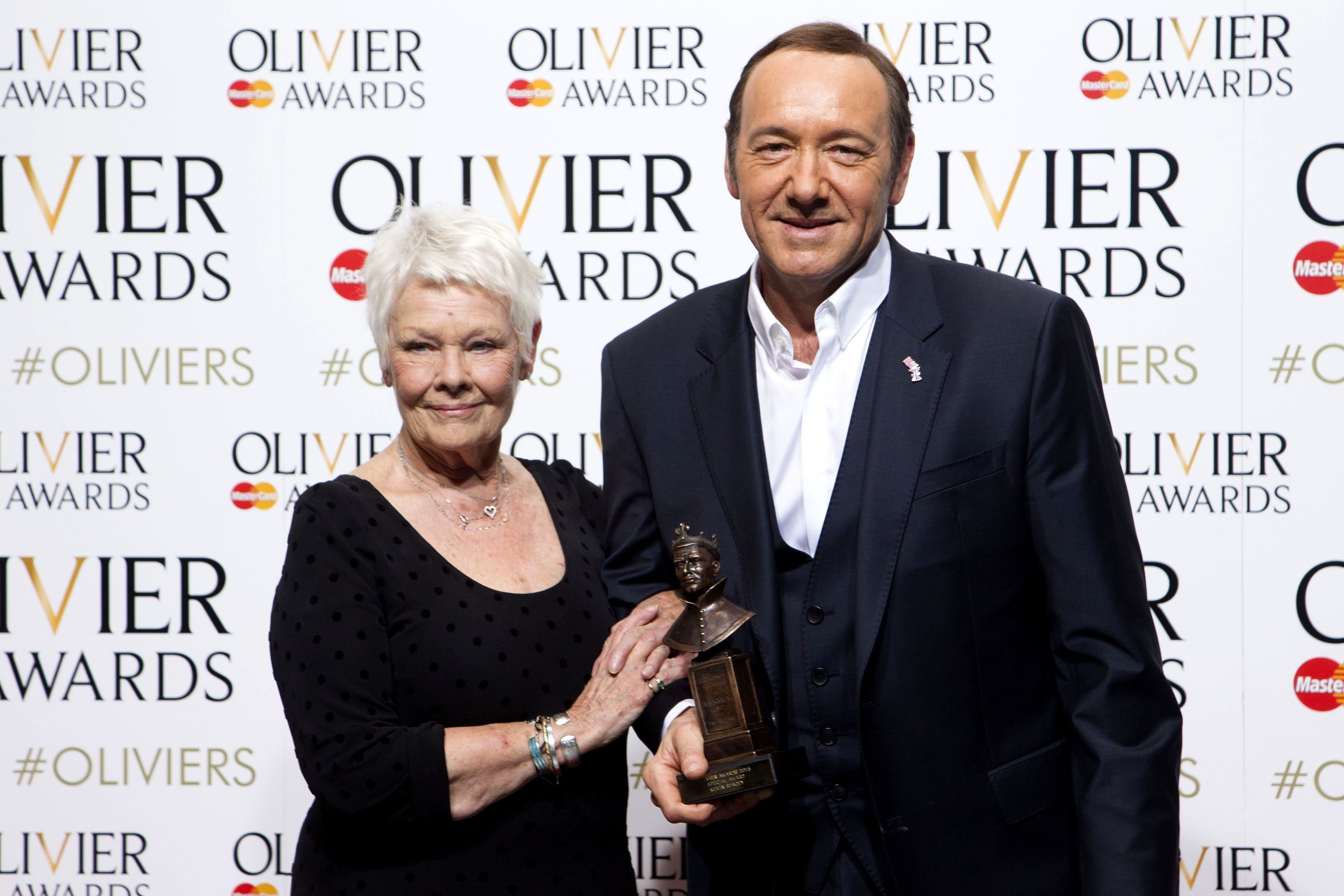 Judi Dench Risks Backlash By Defending 'Good Friend' Kevin Spacey After Sexual Misconduct