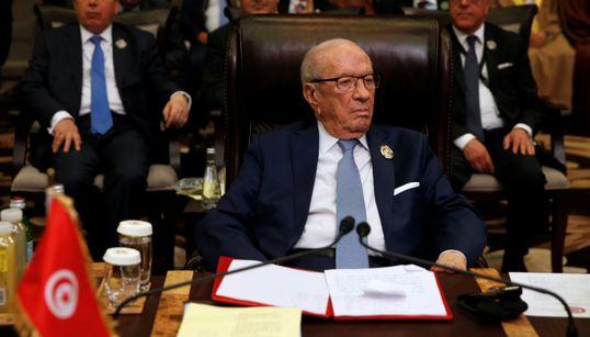 Au Forum sur la Paix à Paris, Béji Caid Essebsi insiste sur la liberté de la presse et la liberté