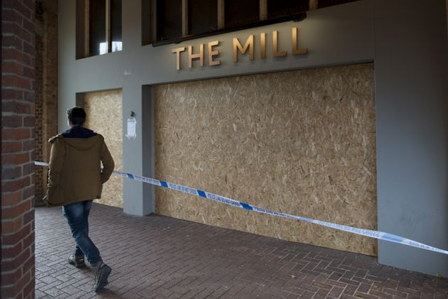 The Mill Pub has now been handed back to owners for refurbishment.