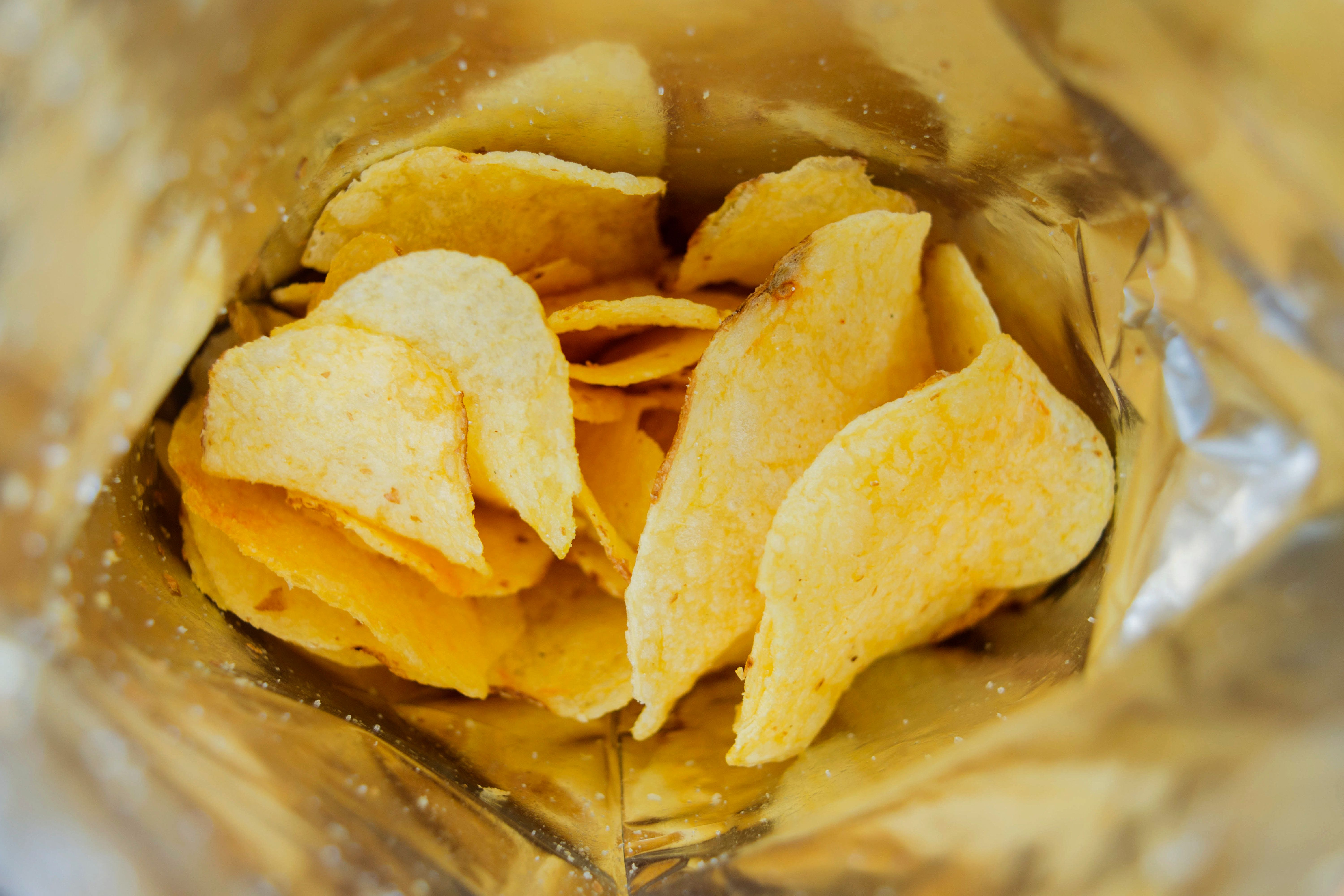 Walkers Crisps campaign sees people POSTING crisp packets via Royal Mail