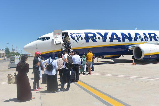 Ryanair annonce des nouvelles liaisons aériennes entre l'Italie et le Maroc pour