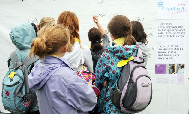 Girls and young people aged five to 25 can join different age-appropriate Guiding