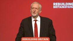 Jeremy Corbyn's Speech Highlights At Labour Party Conference