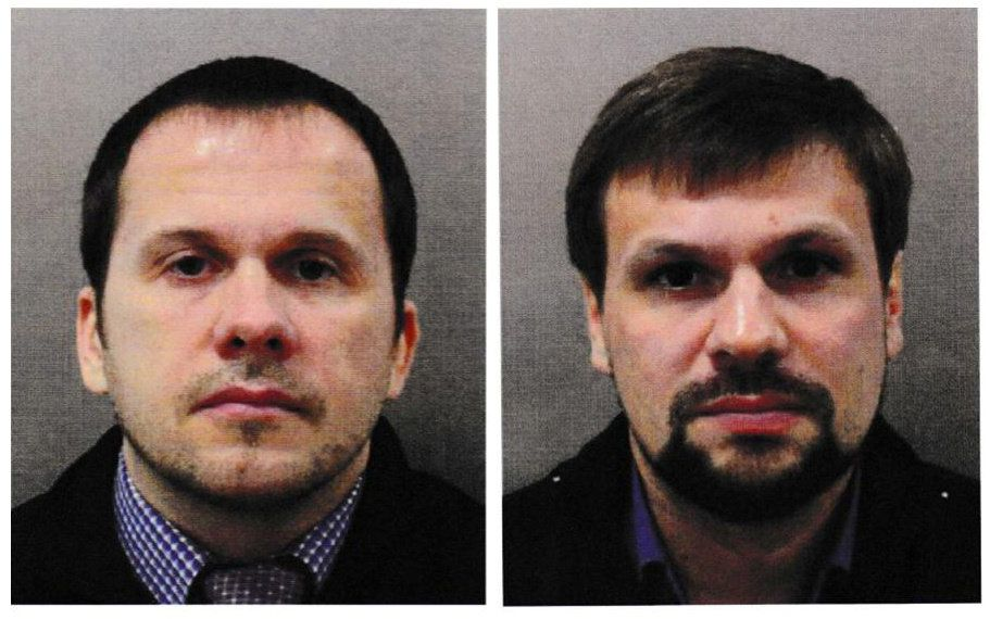 Spy poisoning suspect is GRU colonel: U.K