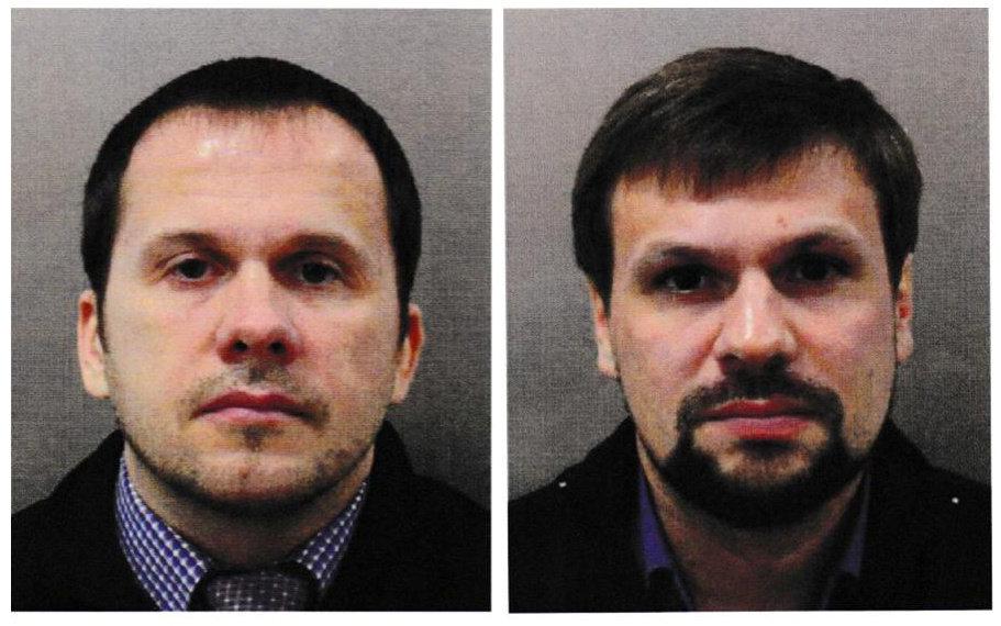 Novichok Suspect Identified As Russian Colonel Decorated By Putin -