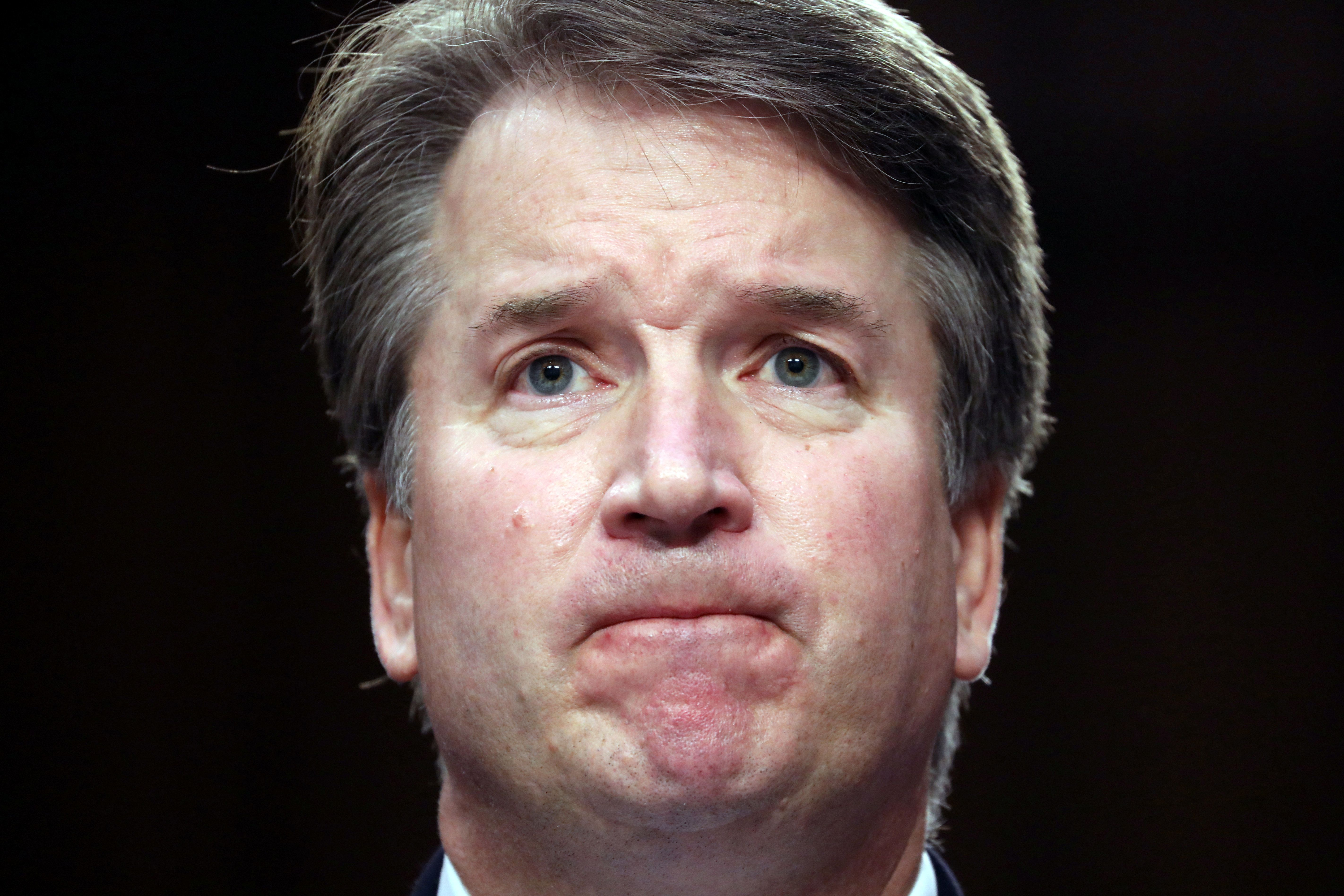 Supreme Court nominee Brett Kavanaugh is one of only two nominees out of 163 in history to be accused of sexual misconduct.