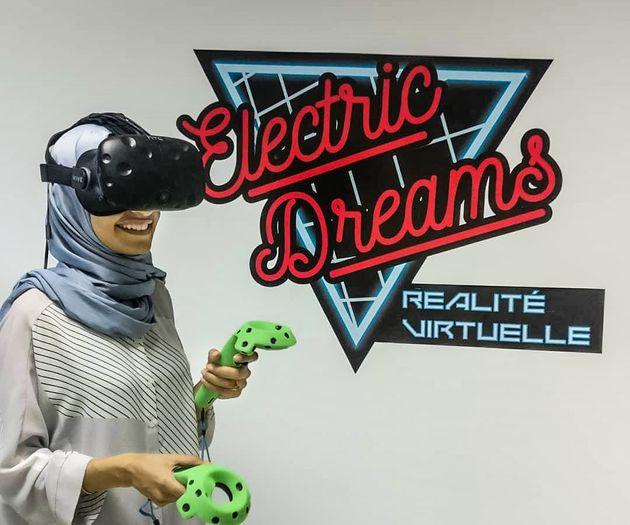 Rabat accueille le premier centre de réalité virtuelle du