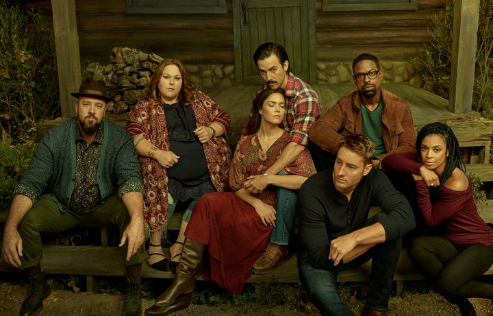"The ""This Is Us"" cast poses for Annie Leibovitz for Season 3."
