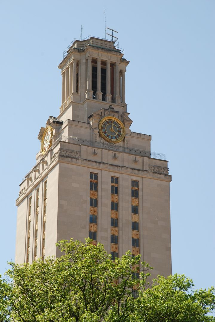 the university of texas at...