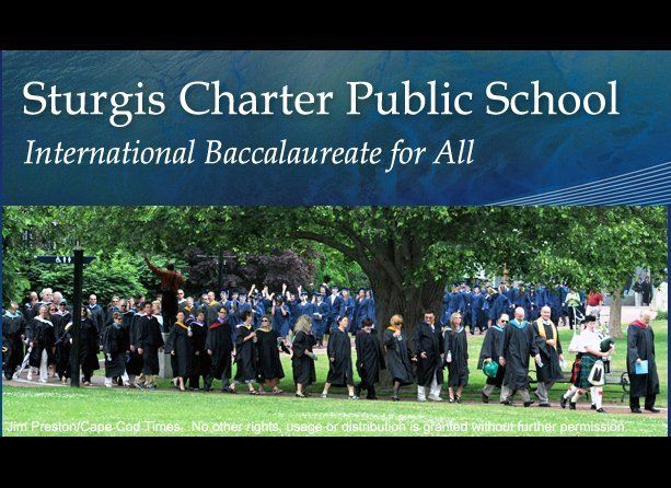 "Located in Hyannis, Mass., <a href=""http://www.sturgischarterschool.org/"" target=""_hplink"">""Sturgis Charter Public School is"
