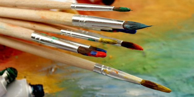 acrylic paint  paint tubes and...