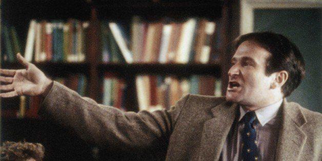 teacher in dead poets society