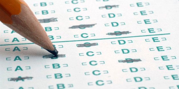 What Matters More Than Test Scores >> What Matters More Than Test Scores Huffpost