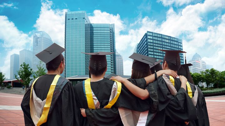 group of graduates will face...