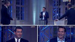 CSU-Mann Söder und Grüner Hartmann zoffen sich in TV-Duell – und wollen am Ende gemeinsam wandern