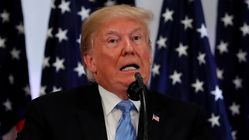 Donald Trump Says UN Crowd Wasn't Laughing At Him, But With
