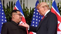 폼페이오 미 국무장관이 2차 북미정상회담 개최 시기를