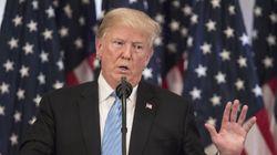 Trump setzt verschwörerischen Tweet zu Bomben-Serie in den USA