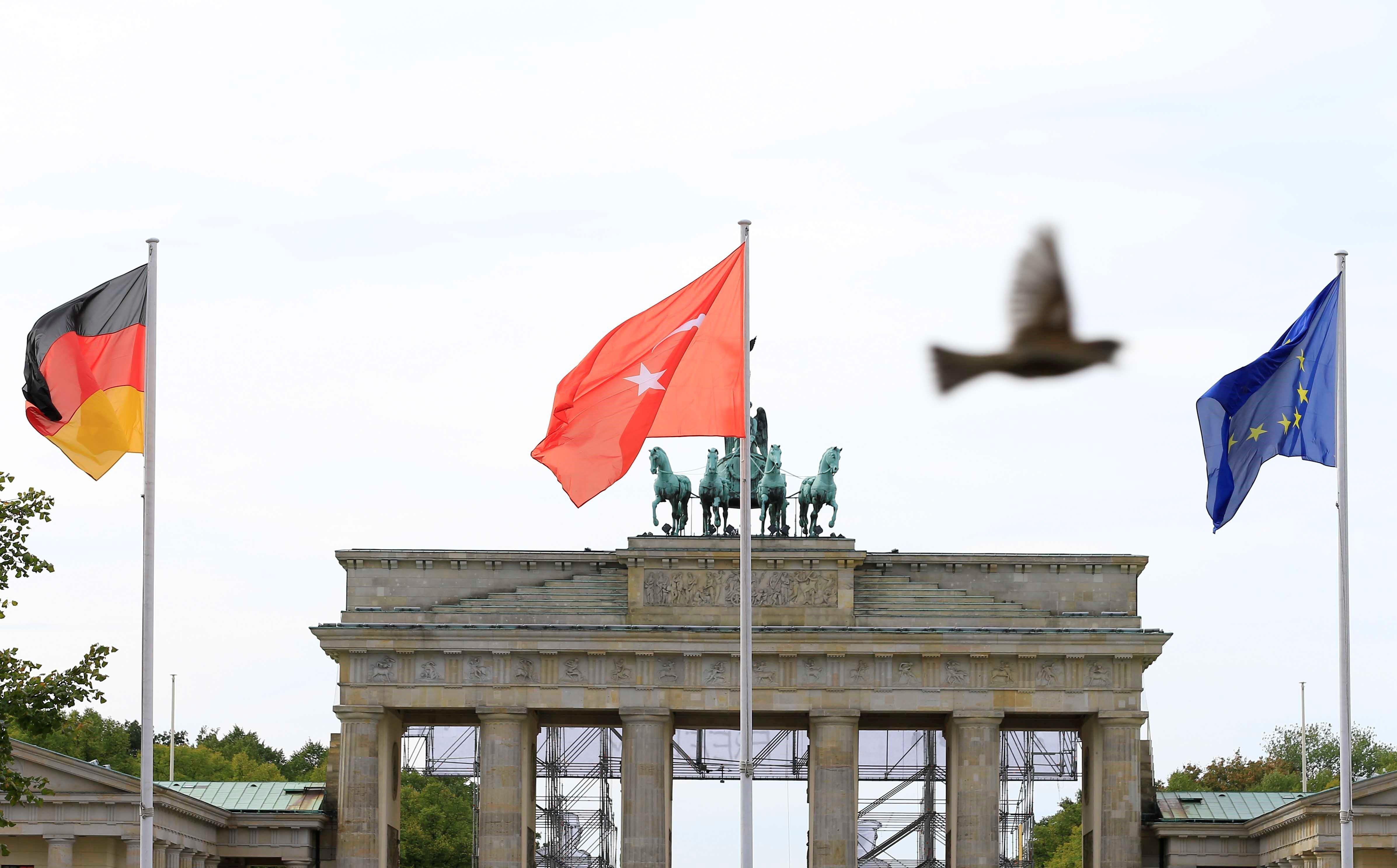 Erdogan wirft Deutschland Rassismus vor