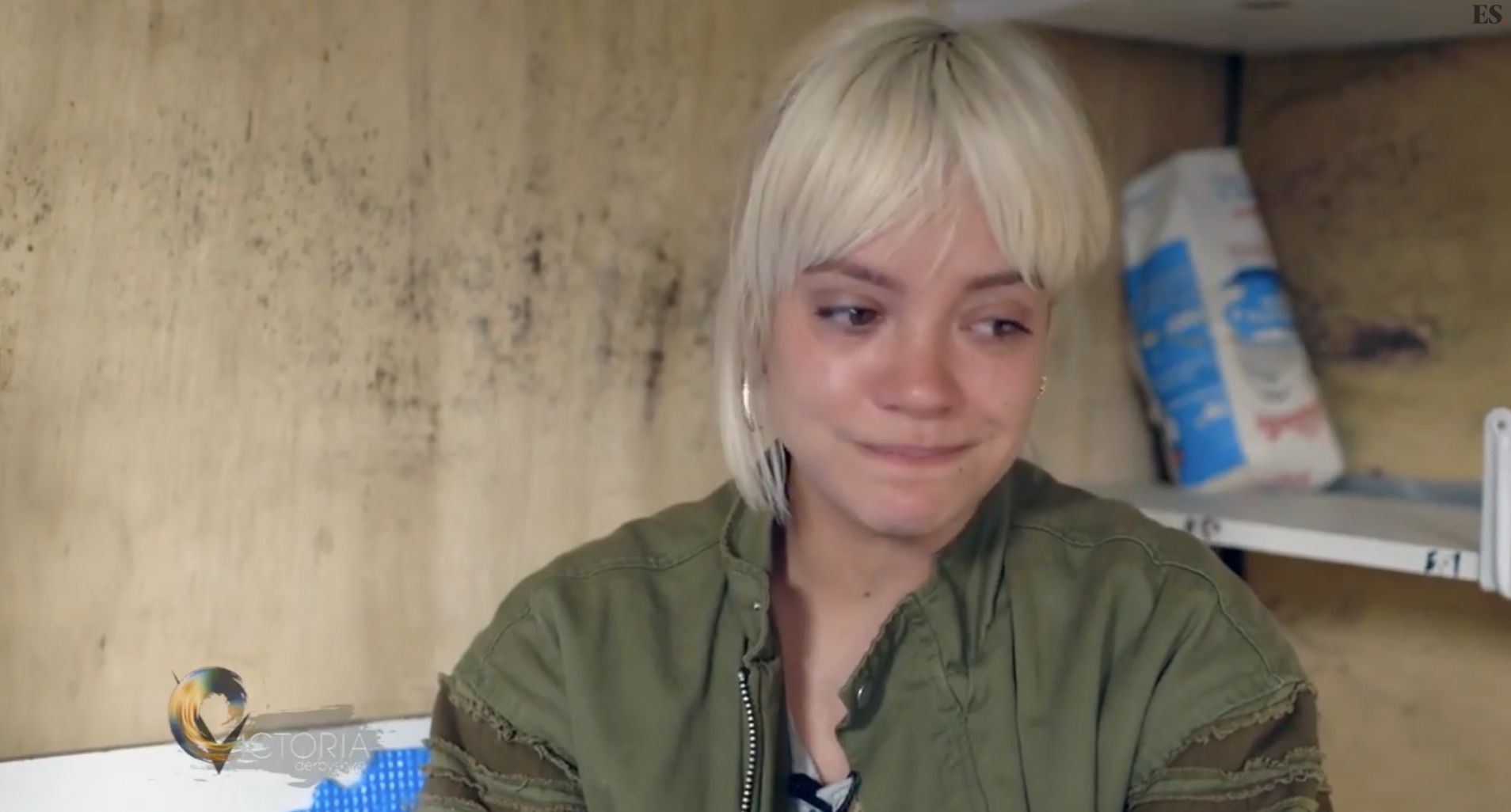 Lily Allen was criticised for her refugee film on 'The Victoria Derbyshire