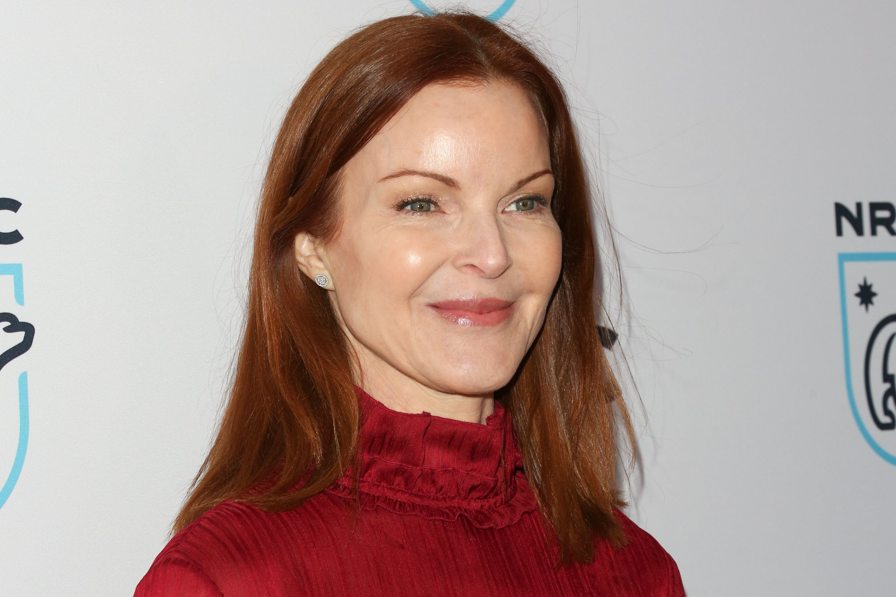 'Desperate Housewives' Star Marcia Cross Has Successfully Completed Treatment For Anal