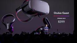 Νέα ασύρματη συσκευή VR από το Facebook: Πού στοχεύει με το Oculus