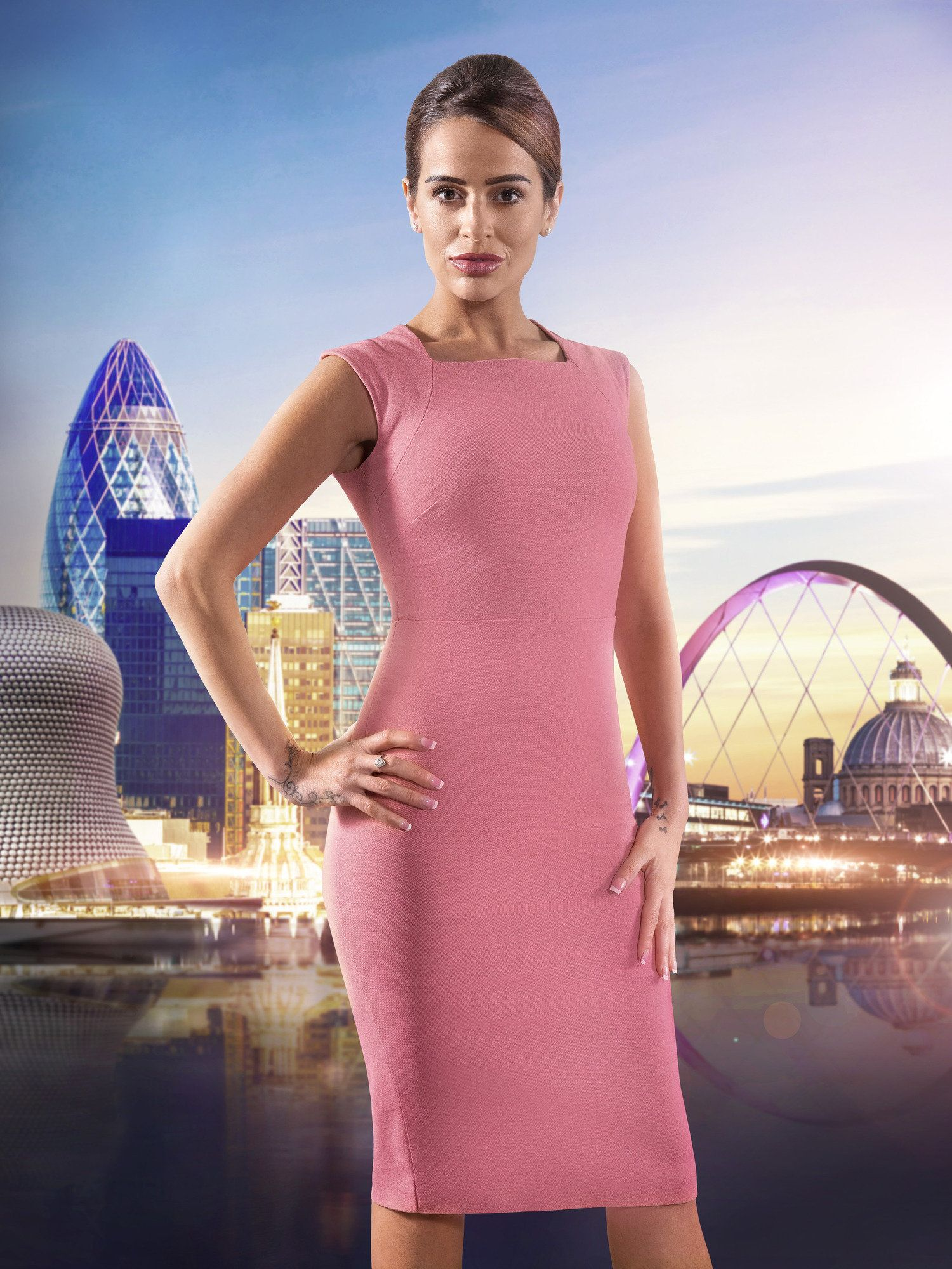 'Apprentice' Newbie Sarah Byrne Previously Appeared In 'Shameless' And