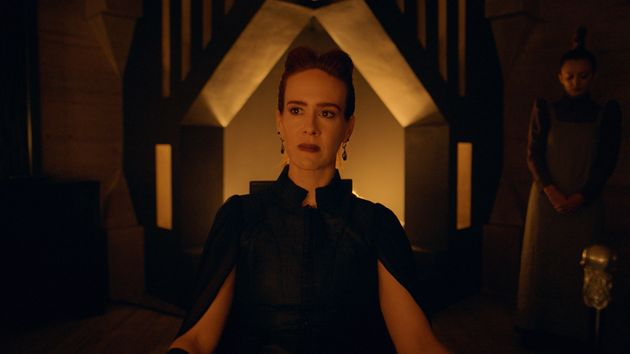 Sarah Paulson receives top billing in 'American Horror Story: Apocalypse'