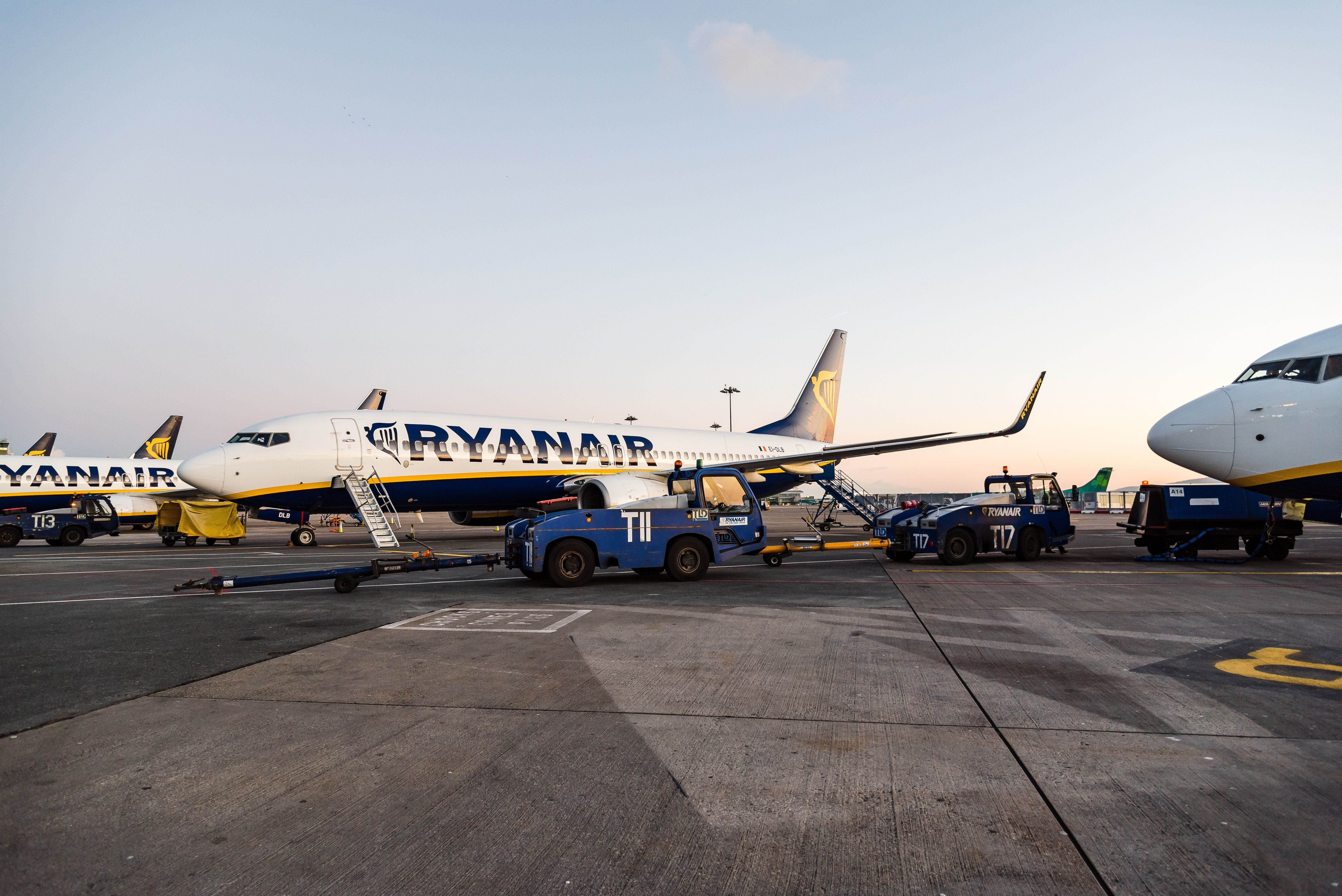 Man Charged After 'Trying To Flag Down' A Plane At Dublin
