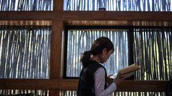 A Pékin, une étonnante bibliothèque perdue dans la