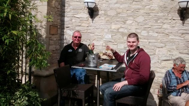Parents Take Autistic Son to 1,000 Wetherspoon's Pubs Across UK After 'Throwaway' Promise To Visit Them