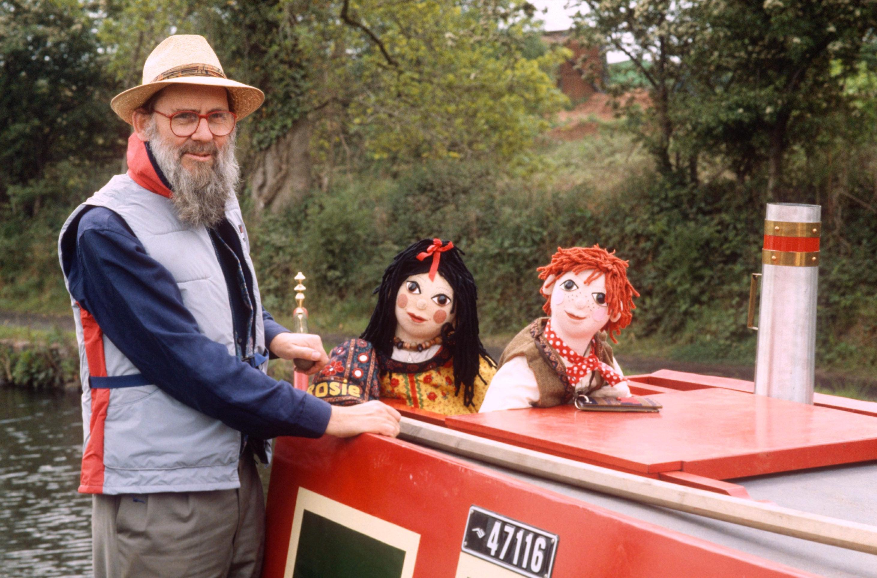 Postman Pat creator John Cunliffe has died aged 85