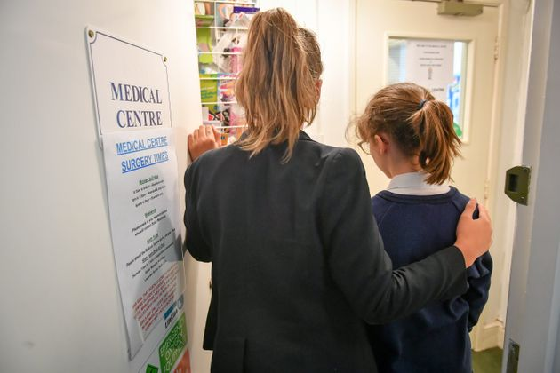 School Nurse Numbers At Lowest Level In Almost A