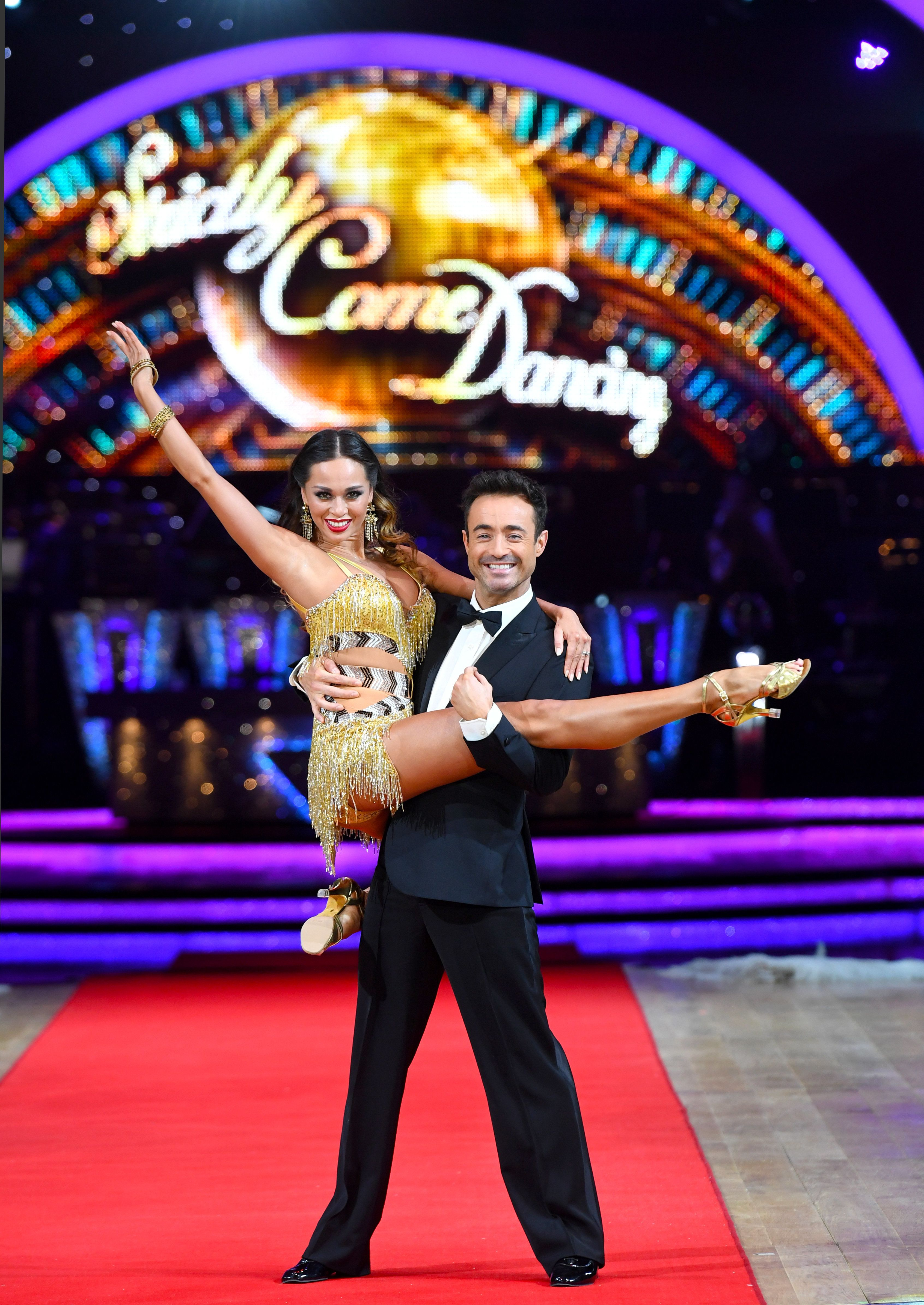 Joe McFadden Blasts Claims He Missed This Year's 'Strictly' Launch Over A Feud With Producers